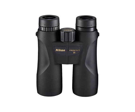 Легкий и прочный корпус биноклей Nikon Prostaff