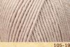 Пряжа Fibranatura Luxor 105-19 (Крем-брюле)