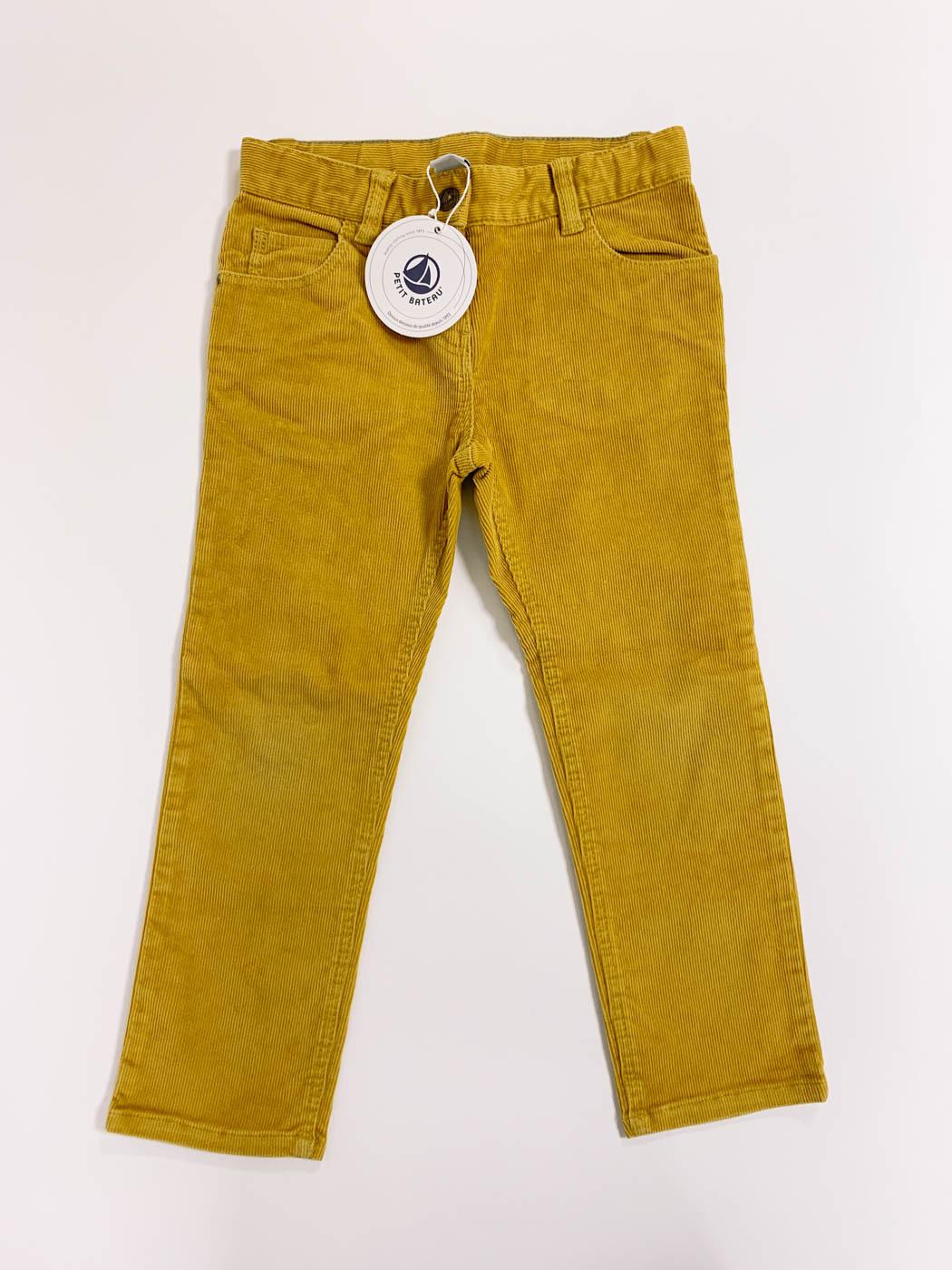 Вельветовые брюки Petite Bateau