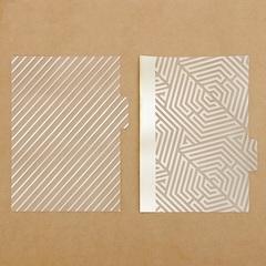 Набор ацетатных разделителей для планера «Крафт», 6 листов, 16 × 25 см