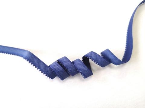 Отделочная резинка, 12мм, ночной ирис, (АРТ: OTR635/12-1547), м