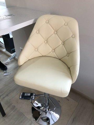 Барный стул Shiny Online (стул визажиста, лешмейкера, гримерный)
