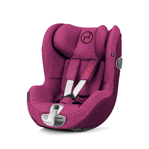 Автокресло Cybex Sirona Z i-Size Plus Passion Pink