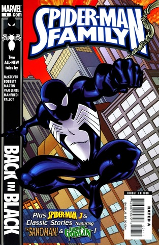 Spider-Man Family (2007) #1