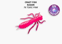 Силикон CRAZY FISH KASARI 1