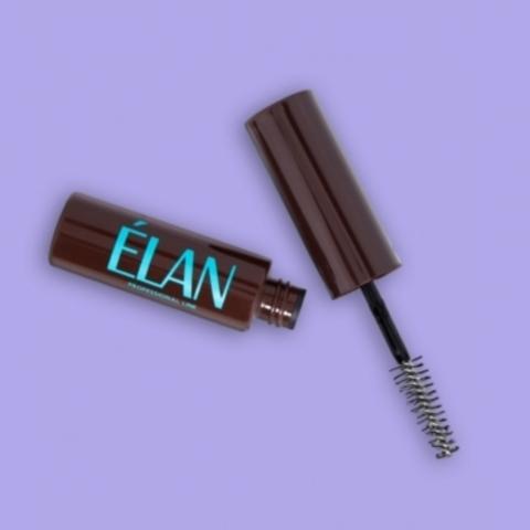 ELAN Профессиональный гель для бровей Eyebrow Gel CLEAR BROW GEL