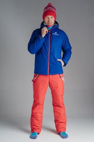 Утепленная куртка Nordski Jr. Motion Patriot подростковая