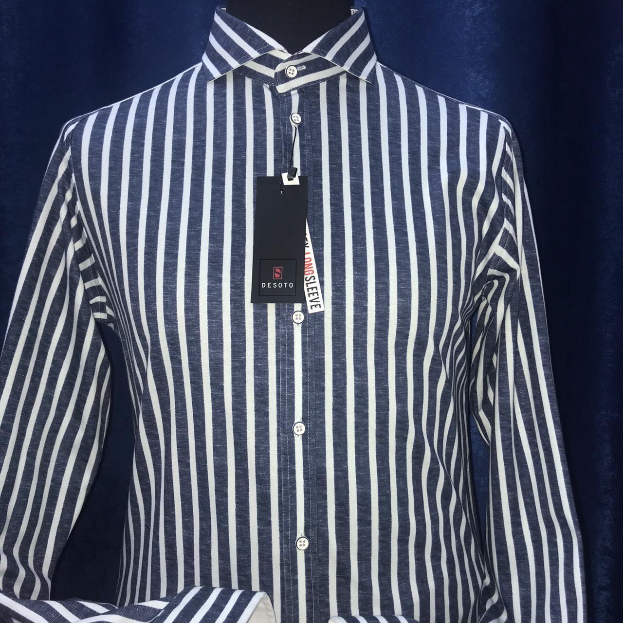 Сорочка мужская DESOTO