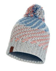 Шапка вязаная с флисом Buff Hat Knitted Polar Nella Multi