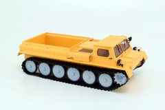 GAZ-71 GT-SM Crawler Transporter orange 1:43 Start Scale Models (SSM)