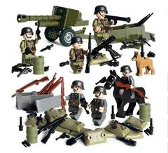 Минифигурки Военных Армия США серия 404