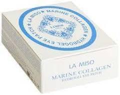 LA MISO Гидрогелевая маска с морским коллагеном для кожи вокруг, 60ЕА