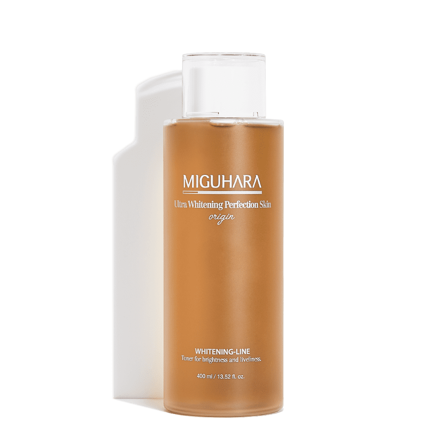 MIGUHARA ультра-увлажняющий тоник Ultra Whitening Perfection Skin Origin, 400 мл.
