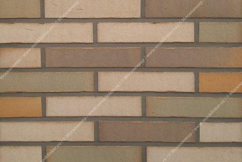 Feldhaus Klinker - R916NF14, Vario Sabiosa Canuviri, 240х71х14 - Клинкерная плитка для фасада и внутренней отделки