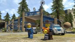 LEGO CITY Undercover (PS4, русская версия)