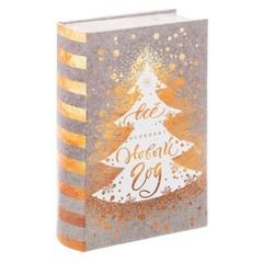 Коробка-книга подарочная «Все исполнит Новый Год», 11*18*5см.