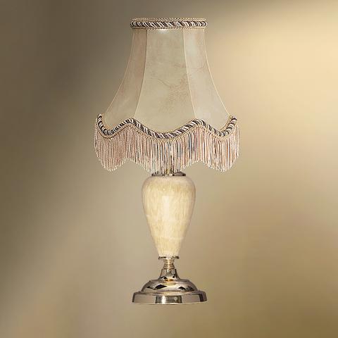 Настольная лампа с абажуром 24-20Ф/8122Ф СТАРЫЙ АРБАТ