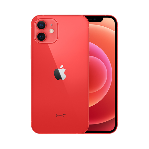 iPhone 12, 64 ГБ, (PRODUCT)RED