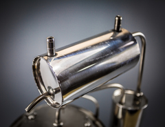 Самогонный аппарат «Премиум», с термометром и расширенной горловиной, фото 10