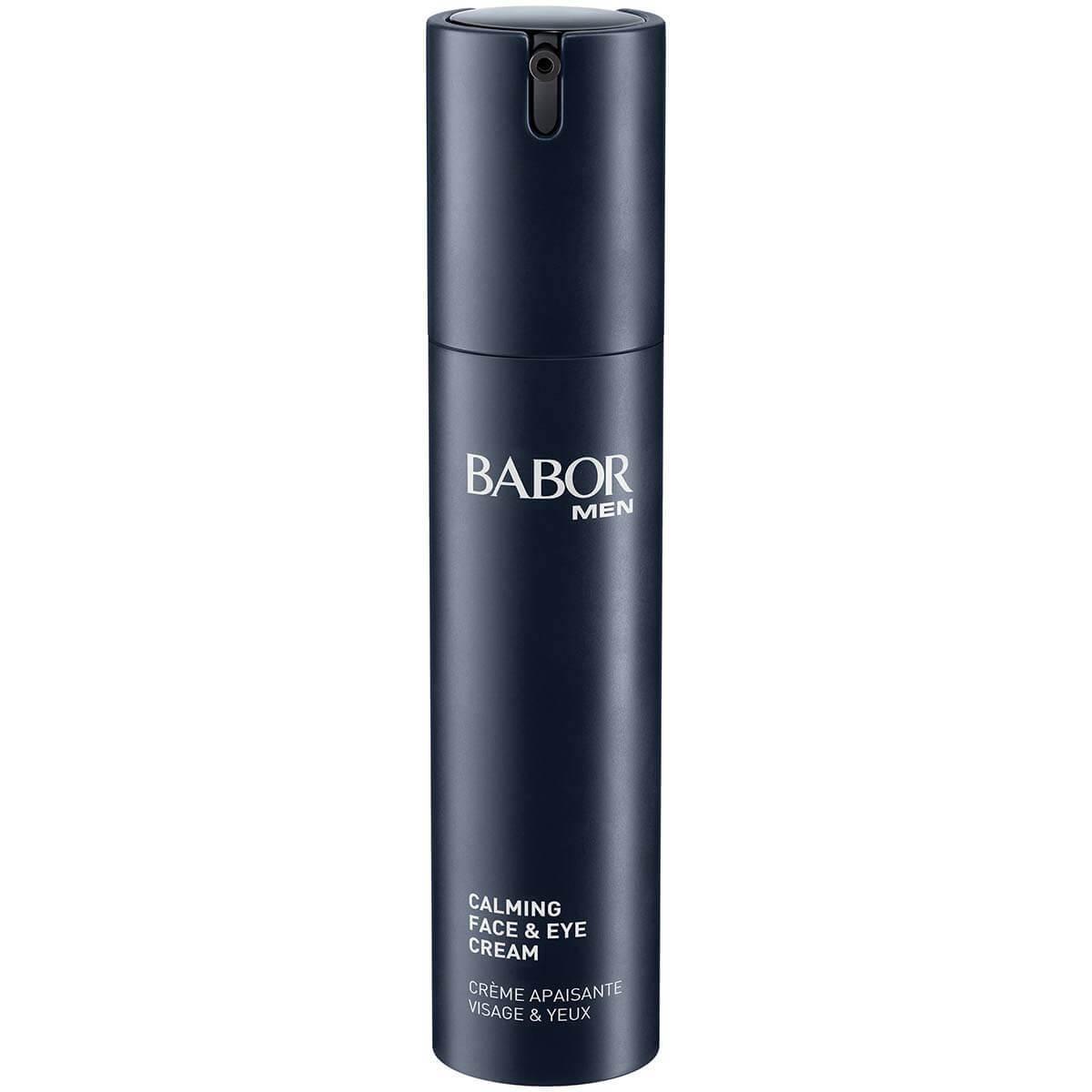 Крем для лица и глаз Babor Men Calming Face & Eye cream 50 мл для мужчин