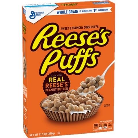 Готовый завтрак Reese's Puffs 326 гр