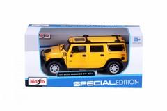 Maşın Maisto 1:27 SP (A) Showcasts Collectibles - Hummer H2 SUV w/ Sunroo