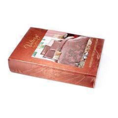Постельное белье сатин жаккард Valtery JC-40