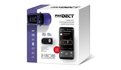 Автосигнализация Pandect X-1800BT