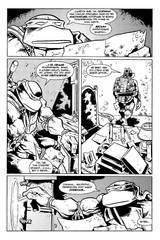 Классические Черепашки-Ниндзя. Книга 9. Битва Нексус