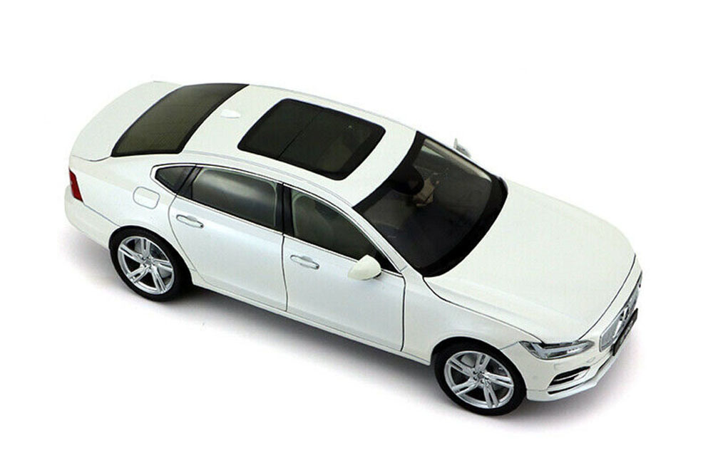 Коллекционная модель VOLVO S90 2019 WHITE