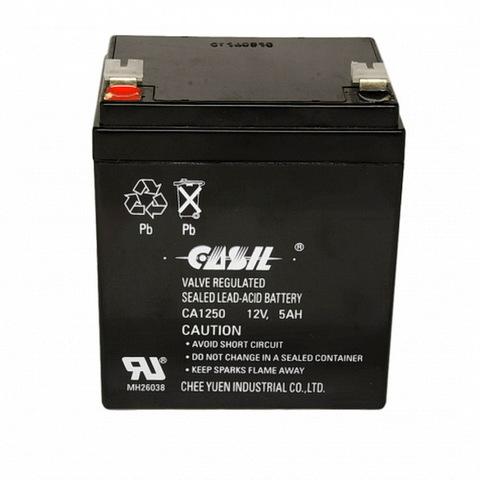 Аккумуляторы Casil CA1250 (12V, 5Ah)