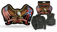 Нашивка 'Eagle Flag Rebel'