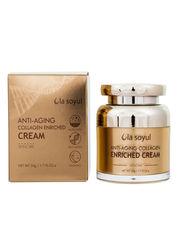 LA SOYUL Anti-Aging Collagen Enriched Cream / Антивозрастной крем обогащенный коллагеном, 50 г