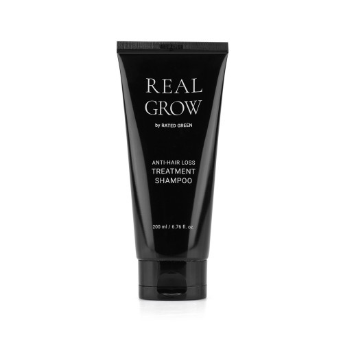 Шампунь против выпадения Rated Green Real Grow Anti-Hair Loss Treatment Shampoo 200 мл