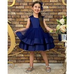 Платье (заколка, банты)