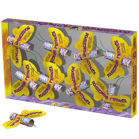Летающий фейерверк РС1420 Волшебний мотылек