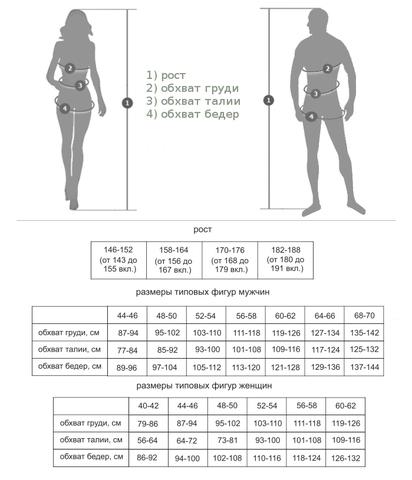Кальсоны Comfort EXTRIM MAN (3 слоя)