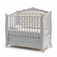 Кровать детская Жанетт new белая ночь