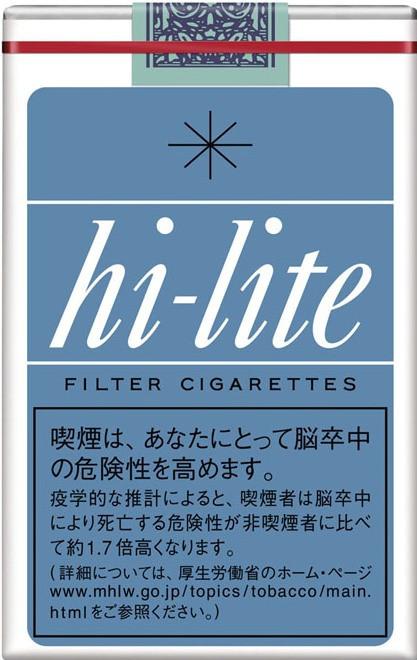 Японские сигареты hi lite купить купить сигареты в шахтах оптом