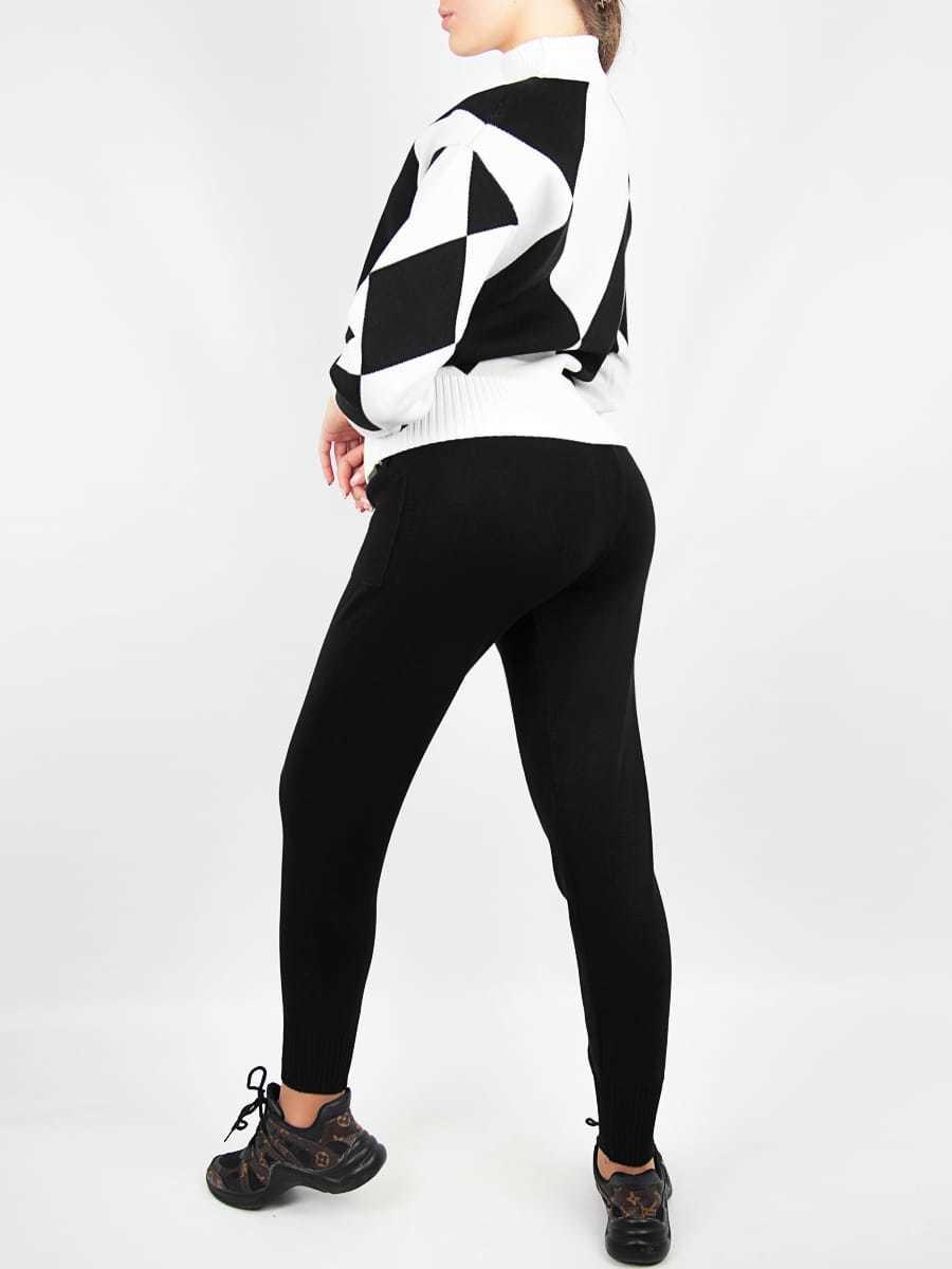 Комплект женский водолазка с брюками