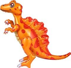 К Ходячая Фигура, Динозавр Спинозавр, Оранжевый, 30