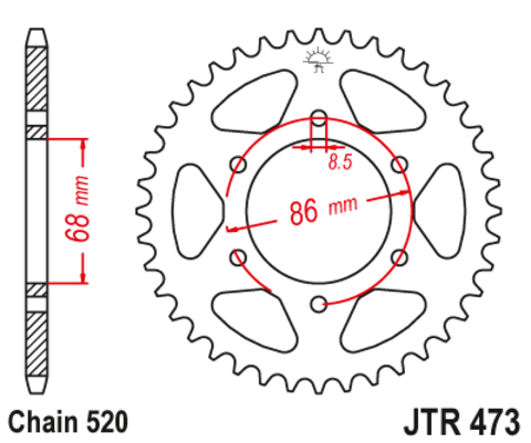 JTR473