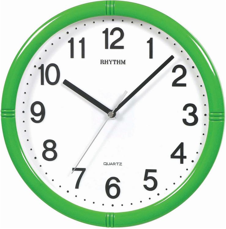 Настенные часы Rhythm CMG434NR05