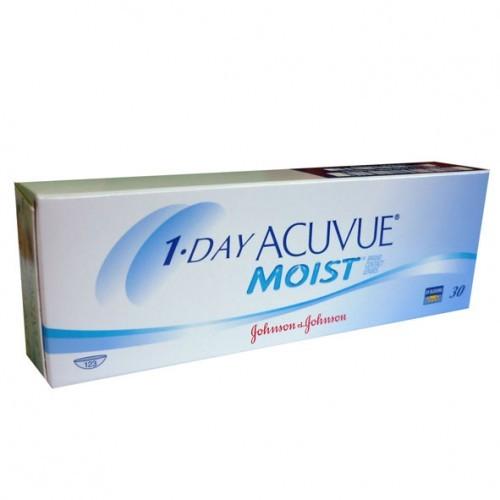 однодневные линзы acuvue moist купить в Хабаровске