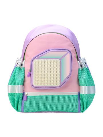 Школьные пиксельные рюкзаки