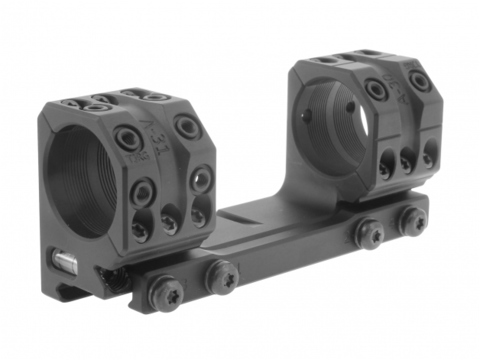 Тактический кронштейн SPUHR D30мм на Picatinny, H30мм, без наклона (SP-3001)