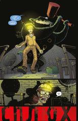 Подростки мутанты ниндзя черепашки. Вселенная. Том 2. Новые странности