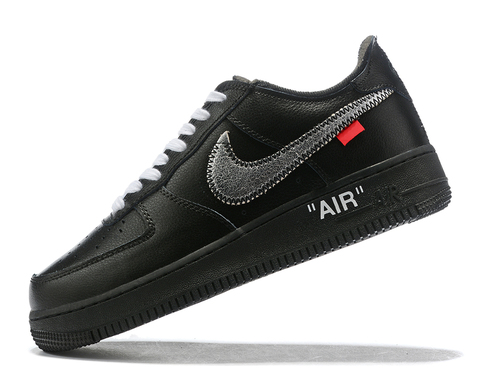 Off White X Air Force 1 Low 07 'Off White X MOMA'