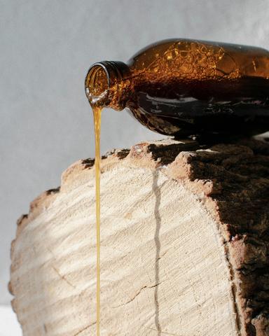 Шампунь с экстрактом крапивы для жирной кожи Ex-tempore