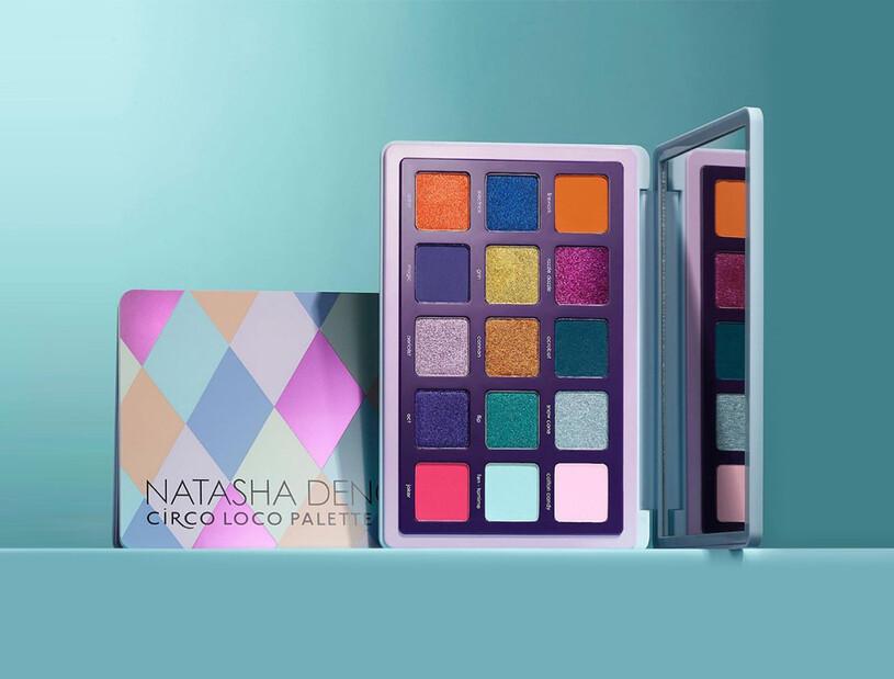 Natasha Denona Circo Loco Eyeshadow Palette